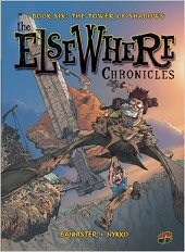 cover: The Elsewhere Chronicles - The Tower of Shadows