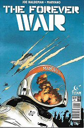 cover: The Forever War #1