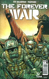 cover: The Forever War #1C