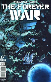 cover: The Forever War #1E