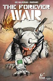 cover: The Forever War #2B