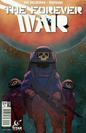 cover: The Forever War #2C