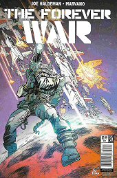cover: The Forever War #3