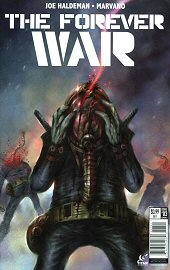 cover: The Forever War #3B