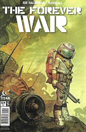 cover: The Forever War #4