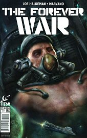 cover: The Forever War #4B