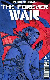 cover: The Forever War #4C