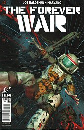 cover: The Forever War #5