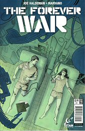 cover: The Forever War #5B
