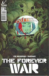 cover: The Forever War #5C