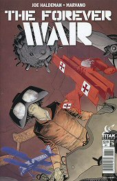cover: The Forever War #6