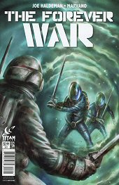cover: The Forever War #6B