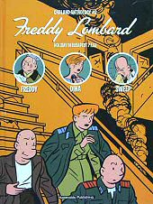 cover: Chaland Anthology #2: Freddy Lombard