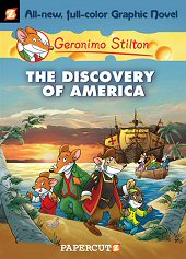 cover: Geronimo Stilton - The Discovery of America