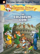 cover: Geronimo Stilton - The Coliseum Con