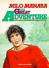 cover: The Great Adventure - HP and Giuseppe Bergman