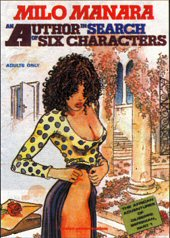 cover: An Author in Search of Six Characters