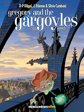 cover: Gregory and the Gargoyles #1