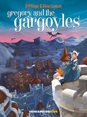 cover: Gregory and the Gargoyles #2