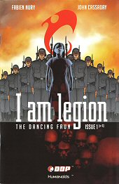 cover: I am Legion - The Dancing Faun, Part One
