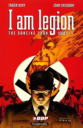 cover: I am Legion - The Dancing Faun, Part Two