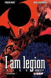 cover: I am Legion - Vlad, Part One