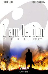 cover: I am Legion - Vlad, Part Two