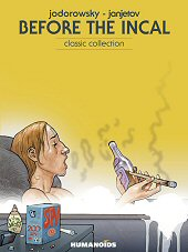 cover: Before The Incal: Classic Collection