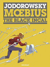 cover: The Incal - The Black Incal