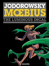 cover: The Incal - The Luminous Incal