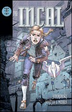 cover: The Incal #1 (May 2001)