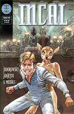 cover: The Incal #2 (July 2001)