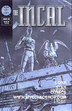 cover: The Incal #3 (October 2001)