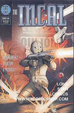 cover: The Incal #6 (January 2001)