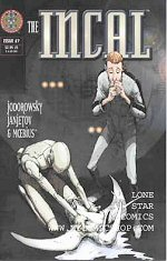 cover: The Incal #7 (March 2001)