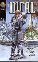cover: The Incal #11 (August 2002)