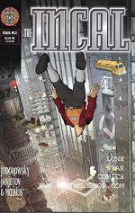 cover: The Incal #12 (October 2002)