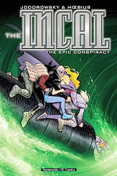 cover: The Incal #1: The Epic Conspiracy