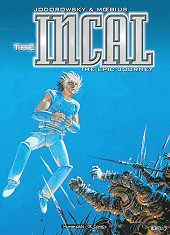 cover: The Incal #2: The Epic Journey