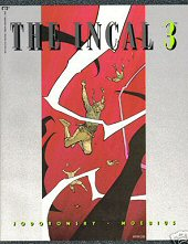 cover: The Incal #3
