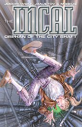 cover: The Incal: Orphan of the City Shaft