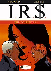 cover: IRS - The Corrupter