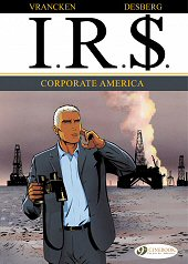 cover: IRS - Corporate America