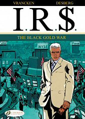cover: IRS - The Black Gold War