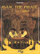 cover: Isaac the Pirate - The Capital