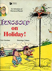 cover: Iznogoud - Iznogoud on Holiday