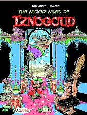 cover: The Wicked Wiles of Iznogoud