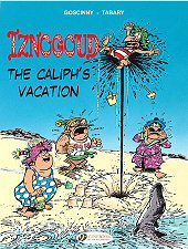cover: Iznogoud - The Caliph's Vacation
