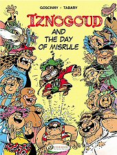 cover: Iznogoud and the Day of Misrule
