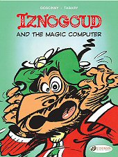 cover: Iznogoud and the Magic Computer